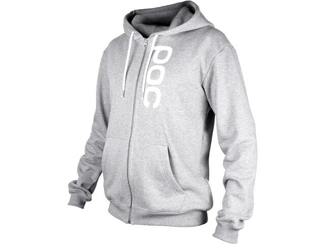 POC Zip Hood Men palladium grey